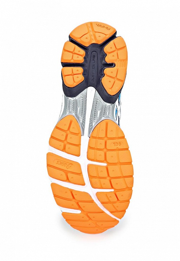 Мужские кроссовки Asics (Асикс) T4A3N: изображение 4