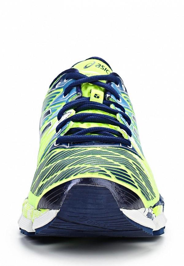 Мужские кроссовки Asics (Асикс) T3E4Y: изображение 6