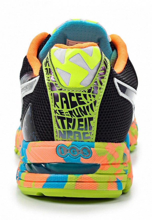Мужские кроссовки Asics (Асикс) T306N: изображение 2