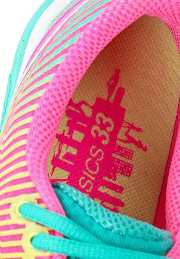 Женские кроссовки Asics (Асикс) T462N: изображение 7