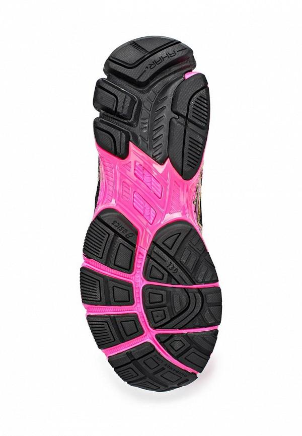 фото Кроссовки женские Asics AS455AWAAV98, черные с розовым