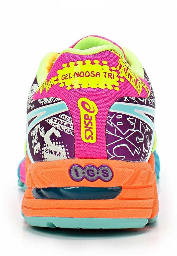 Женские кроссовки Asics (Асикс) T458N: изображение 2