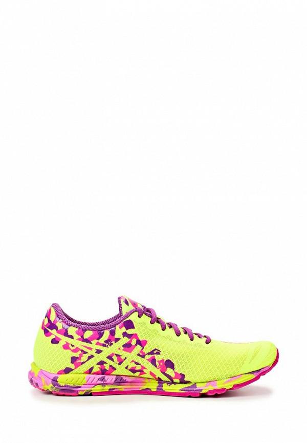 фото Кроссовки женские Asics AS455AWAAW14, розово-желтые