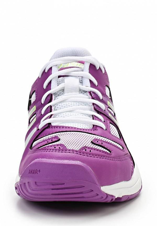 Женские кроссовки Asics (Асикс) E455N: изображение 4