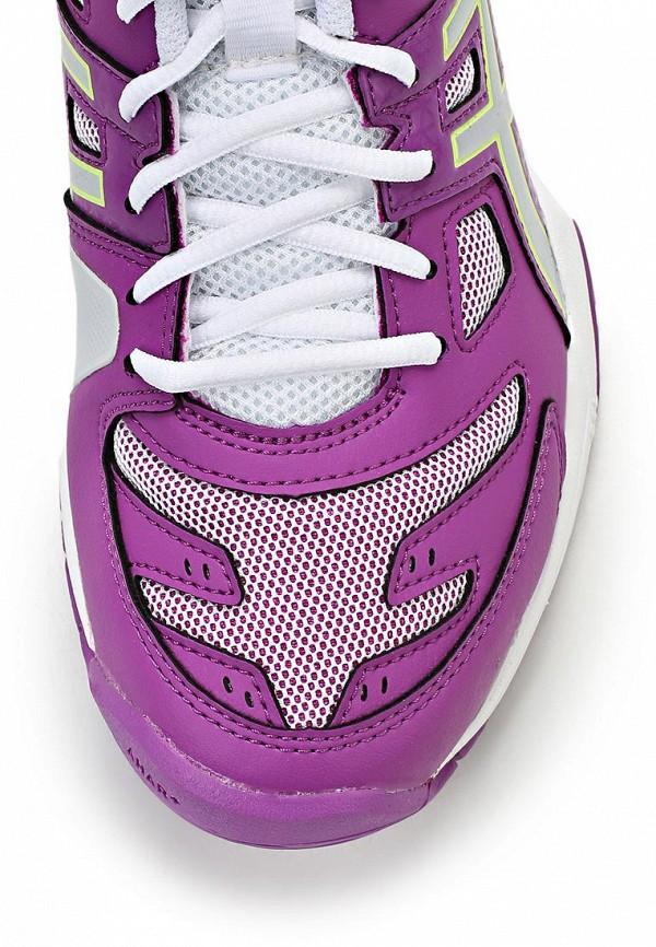 Женские кроссовки Asics (Асикс) E455N: изображение 6