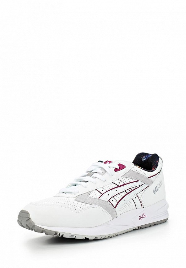 Женские кроссовки Asics (Асикс) H498Y: изображение 7