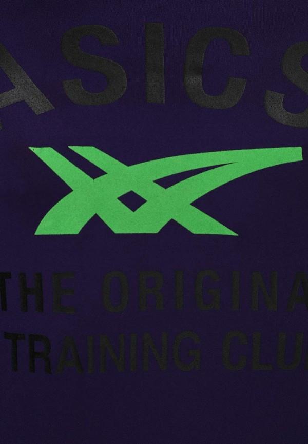 Футболка с надписями Asics (Асикс) 121464: изображение 5