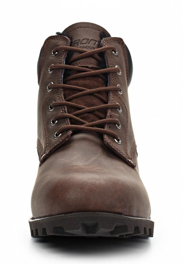 Мужские ботинки Ascot SH 2687-01 STAMFORD: изображение 7