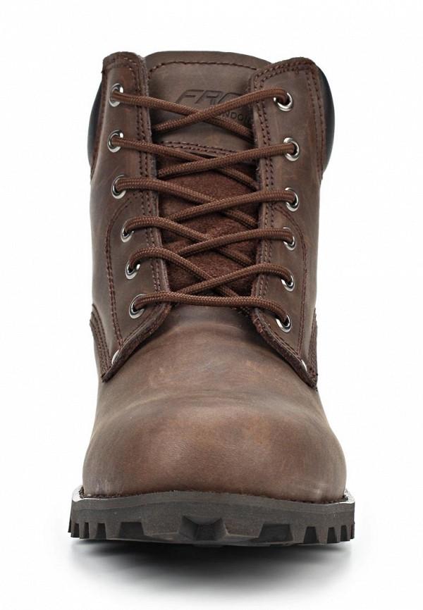 Мужские ботинки Ascot SH 2687-011M STAMFORD: изображение 6