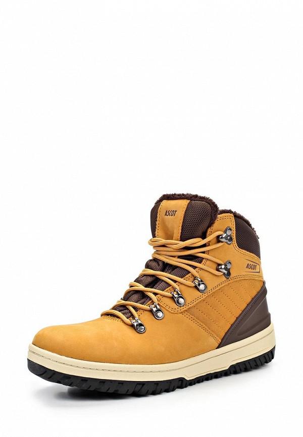 Мужские ботинки Ascot ST 0210-01 PITER: изображение 2