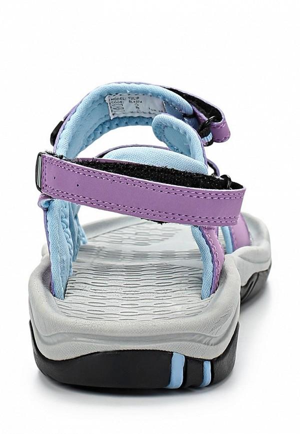 Женские спортивные сандалии Ascot SL 9374 TULIP: изображение 4