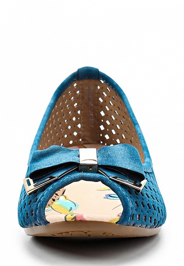 Туфли на плоской подошве Avenir 2645-VN40217T: изображение 4
