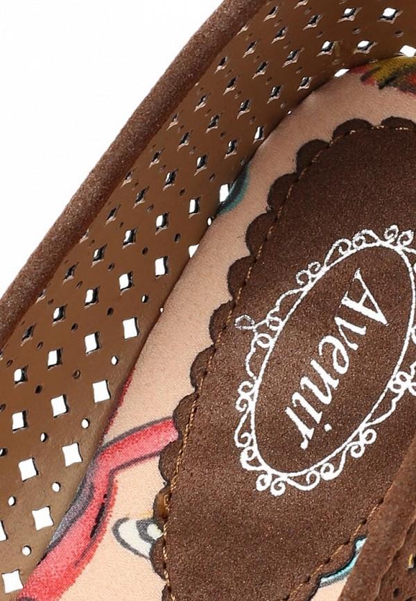 Туфли на плоской подошве Avenir 2645-VN40217F: изображение 13
