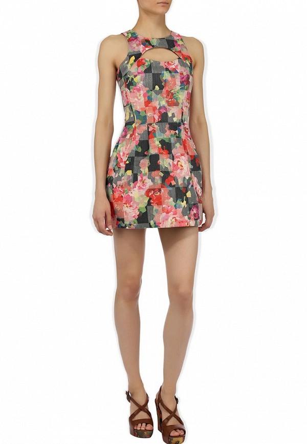 Платье-мини A Wear 95300326: изображение 5