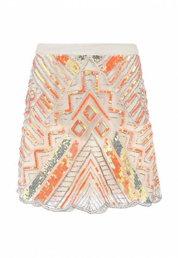 Прямая юбка A Wear 95600083: изображение 2