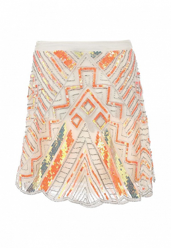 Прямая юбка A Wear 95600083: изображение 4