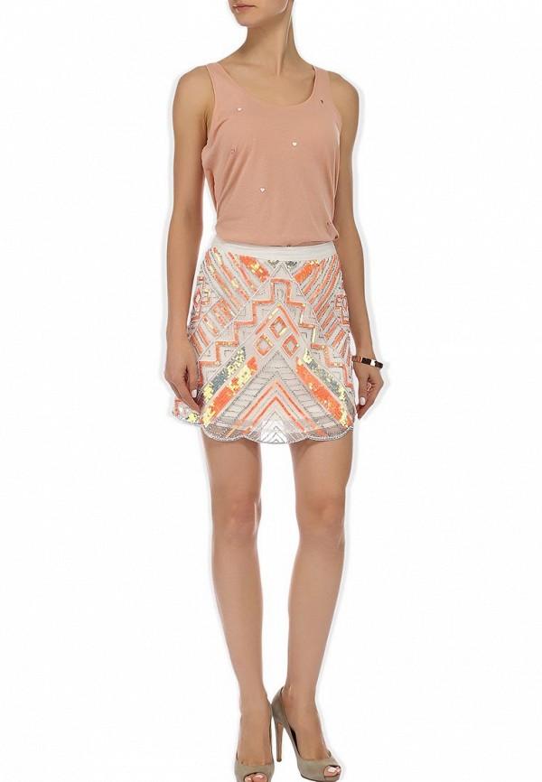 Прямая юбка A Wear 95600083: изображение 8