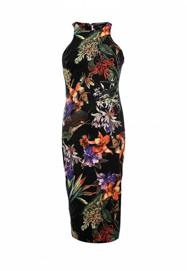 Платье-миди AX Paris DW 1184PL: изображение 1