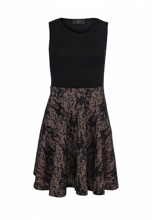 Платье-мини AX Paris DW 1234NBL: изображение 2