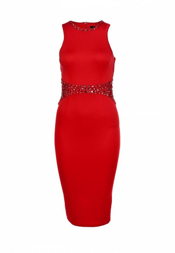 Платье-миди AX Paris DW 1089: изображение 1