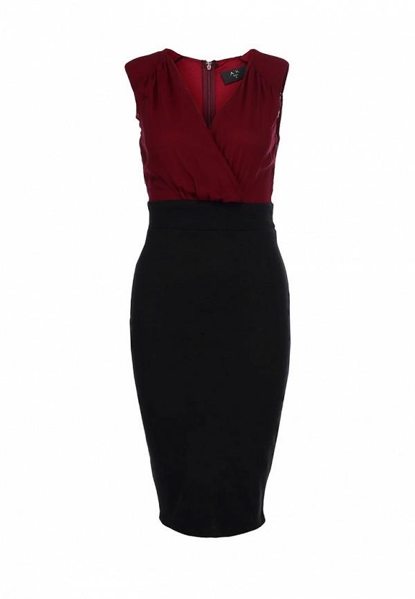 Платье-миди AX Paris DW 1110: изображение 1