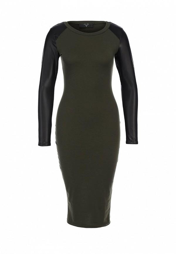 Платье-миди AX Paris DW1118: изображение 2