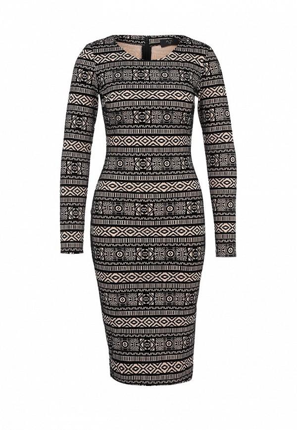Платье-миди AX Paris DW1150FA: изображение 2