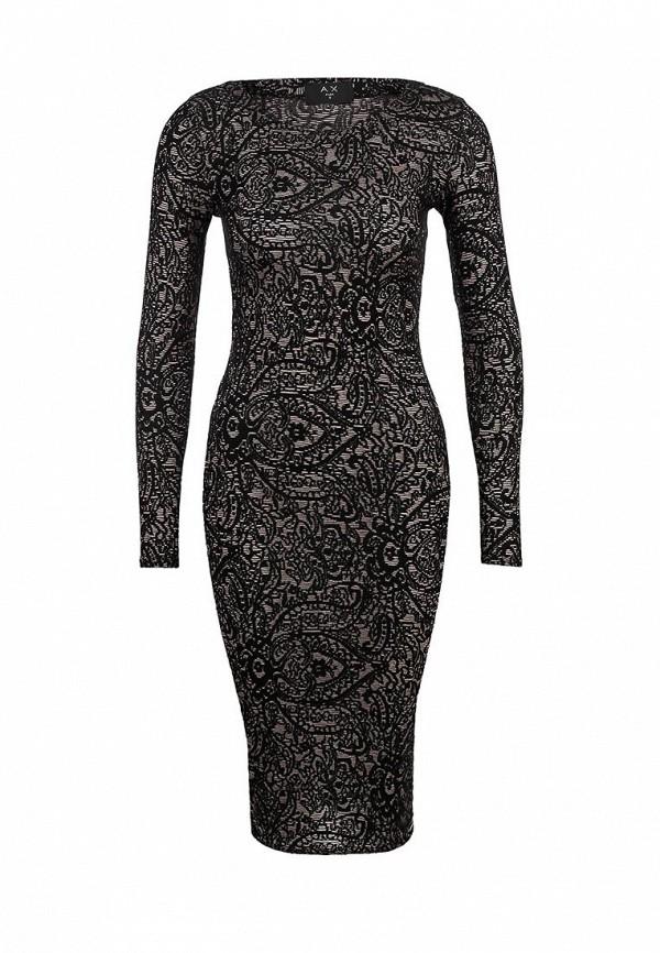 Платье-миди AX Paris DW1171: изображение 2