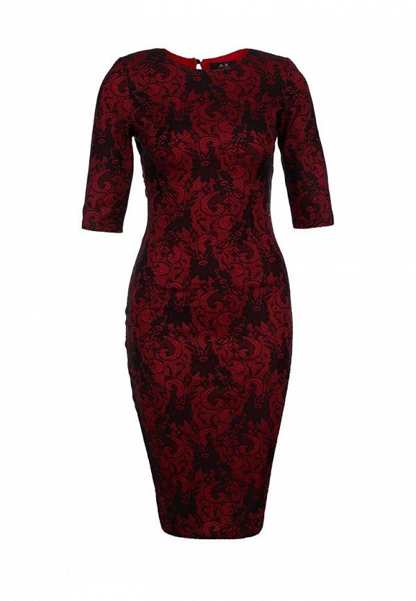 Платье-миди AX Paris DW1163NBL: изображение 2