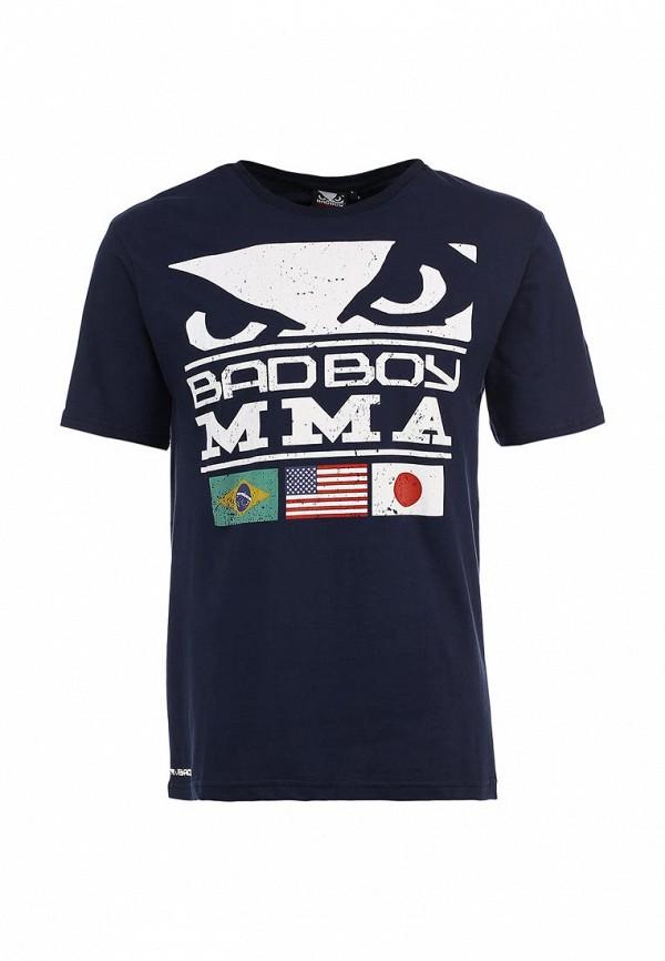 Футболка с надписями Bad Boy BAW13M001-01: изображение 2