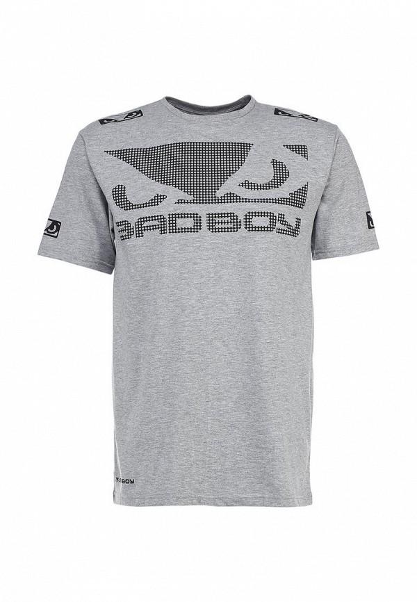 Футболка с надписями Bad Boy BAW13M001-08: изображение 2