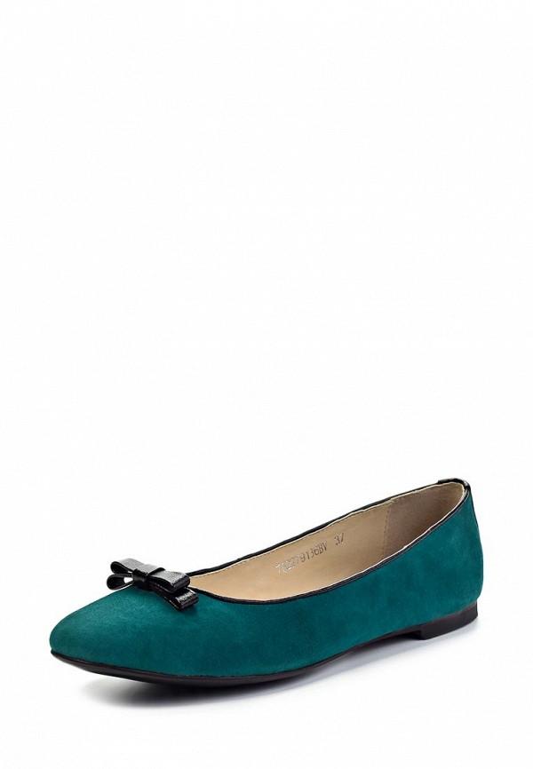 Туфли на плоской подошве Balex 752279136BV: изображение 1