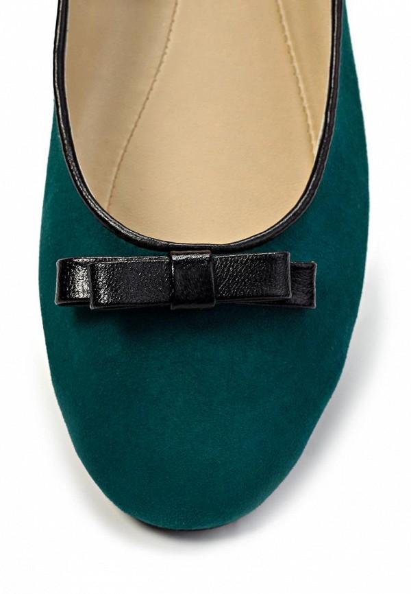 Туфли на плоской подошве Balex 752279136BV: изображение 6