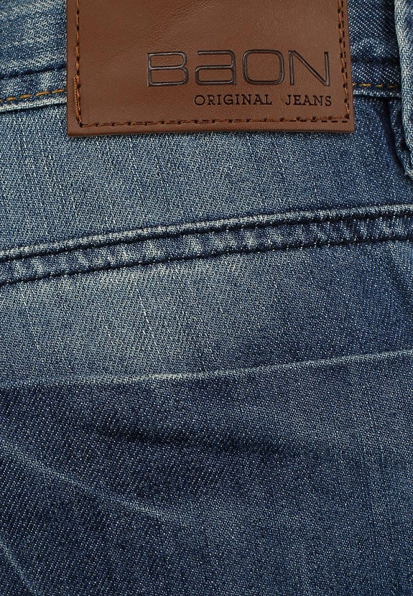 Мужские прямые джинсы Baon (Баон) B804002: изображение 5
