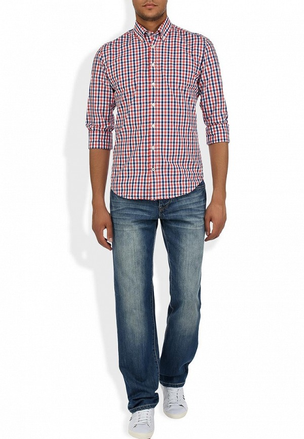 Мужские прямые джинсы Baon (Баон) B804002: изображение 7