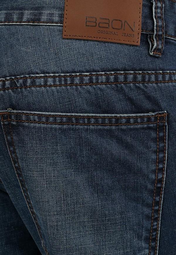 Мужские прямые джинсы Baon (Баон) B804006: изображение 5