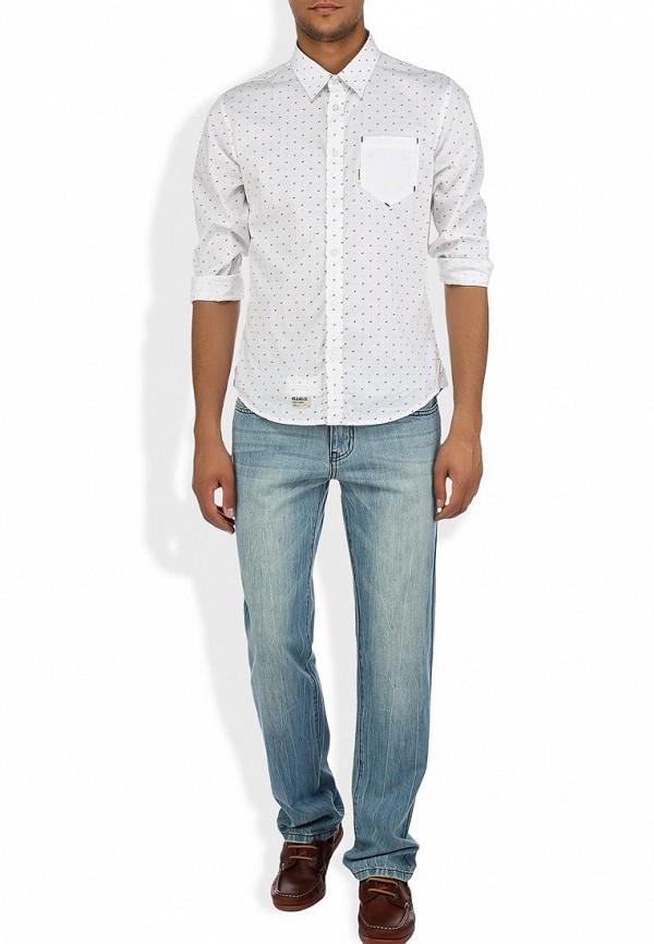 Мужские прямые джинсы Baon (Баон) B804013: изображение 6