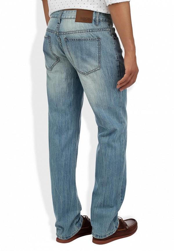 Мужские прямые джинсы Baon (Баон) B804013: изображение 8