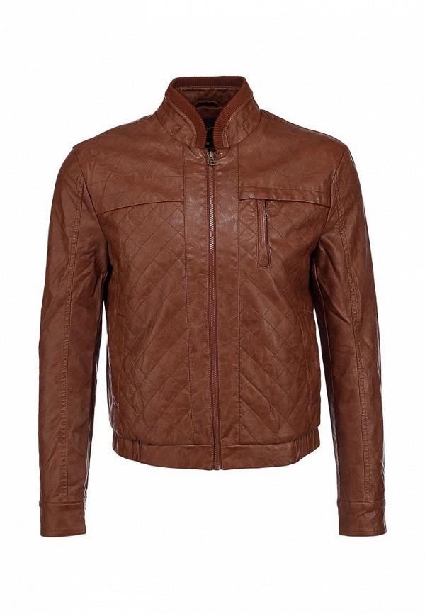 Кожаная куртка Baon (Баон) B534018: изображение 1