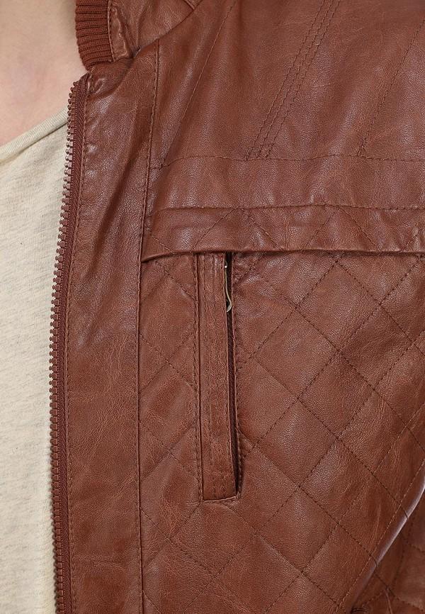 Кожаная куртка Baon (Баон) B534018: изображение 3