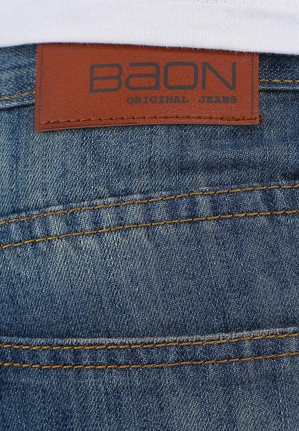 Мужские джинсовые шорты Baon (Баон) B824029: изображение 5