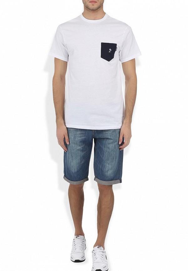 Мужские джинсовые шорты Baon (Баон) B824029: изображение 7
