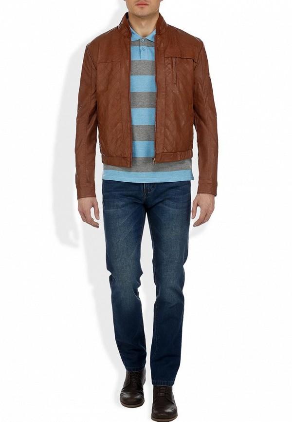 Кожаная куртка Baon (Баон) B534018: изображение 11