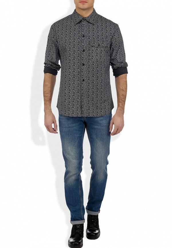 Рубашка с длинным рукавом Baon (Баон) B664013: изображение 18