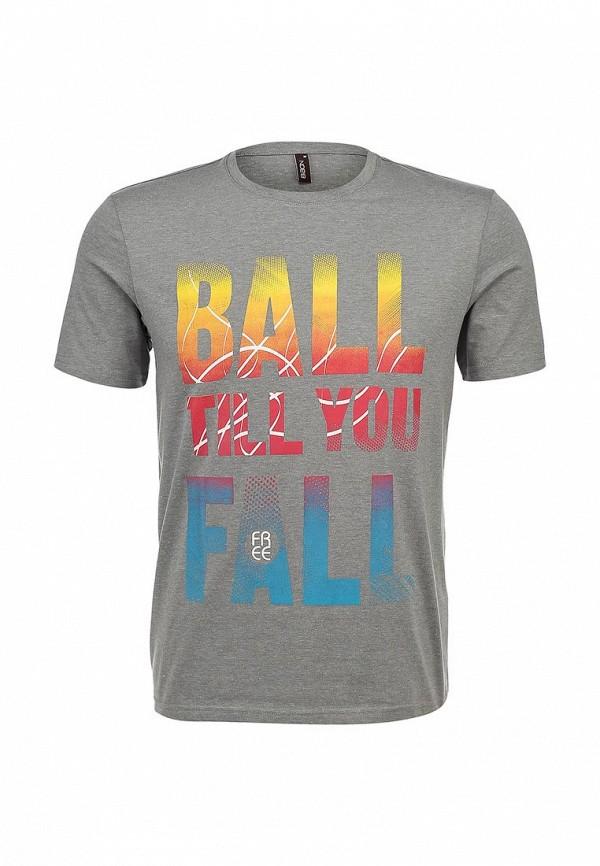 Футболка с надписями Baon (Баон) B734009: изображение 9