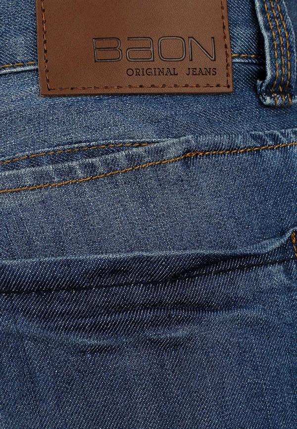Мужские прямые джинсы Baon (Баон) B804001: изображение 5