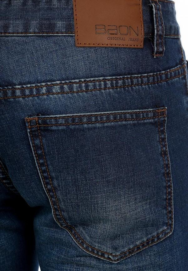 Мужские прямые джинсы Baon (Баон) B804006: изображение 12