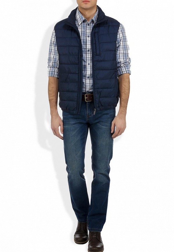 Мужские прямые джинсы Baon (Баон) B804006: изображение 13