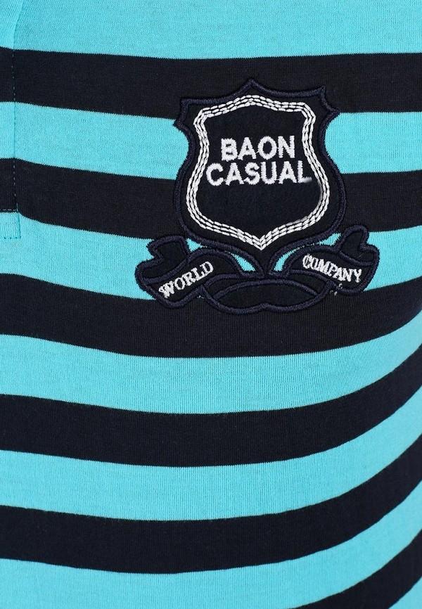 Мужские поло Baon (Баон) B704009: изображение 3
