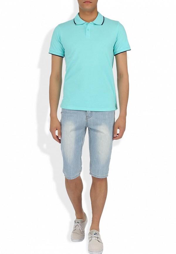 Мужские джинсовые шорты Baon (Баон) B824025: изображение 10
